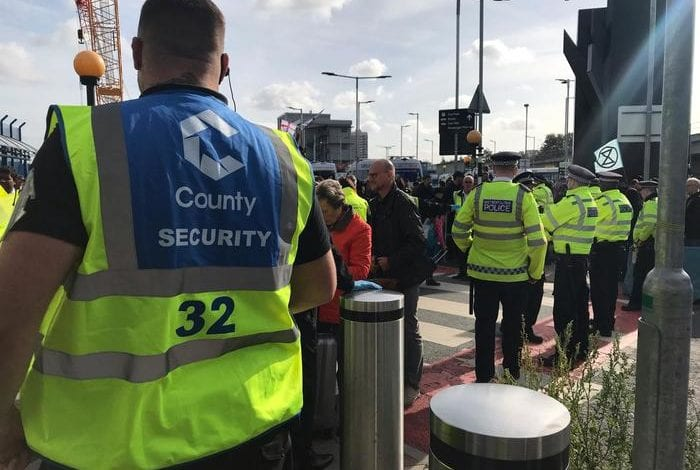 How Many Security Guards Do I Need For An Event?